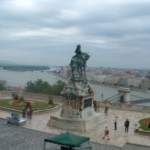 View from Castle of Buda