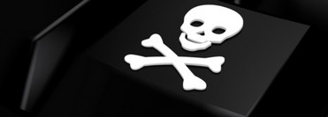 Pirates hacking on the net