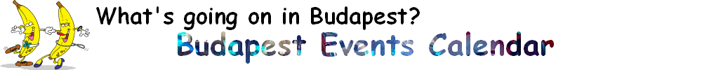 Budapest Events Guide
